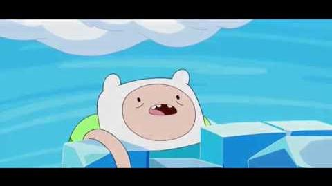 Adventure Time Baby's Building A Tower Into Space