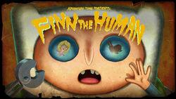 Finn the Human title card