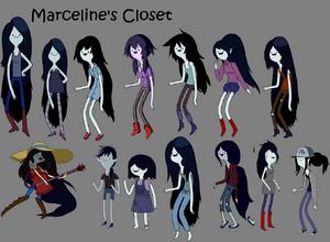 Marceline Kleidung
