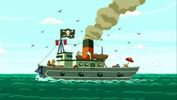 La Femme du-la-mer