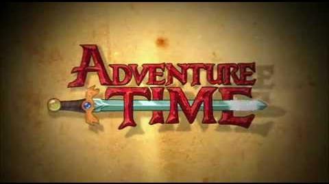 Alexandre Astier - Promo Adventure Time 2