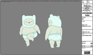 Modelsheet Baby Finn - Reflection Color