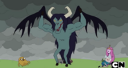 S5 e33 Marceline in demon form