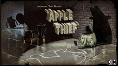 Titlecard S3E11 applethief