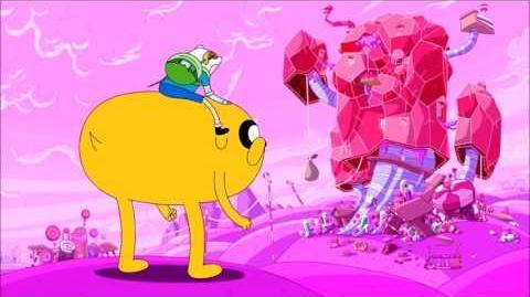 Adventure Time - Skyhooks Elements Sneak Peek