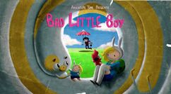 Titlecard S5E11 Bad Little Boy