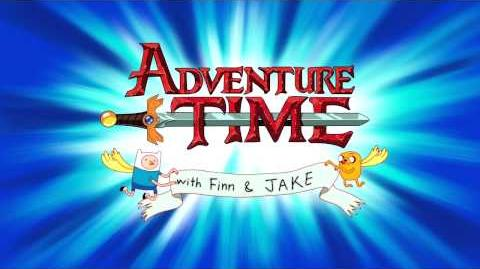 Adventure Time Food Chain Alternate Intro (Masaaki Yuasa) HD