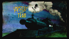 Titlecard S2E19 Mystery Train