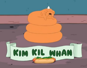 Kim kil whan