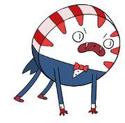 Peppermint butler hissing1