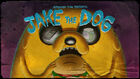 Titlecard S5E2 Jake the Dog