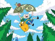 Finn e il Dollaro