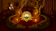 S6e15 Peppermint Butler performing ritual