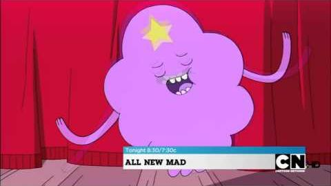 These lumps Lumpy Space Princess