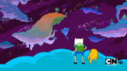 S1e2 finn and jake in lumpyspace