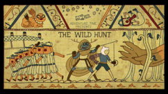 The Wild Hunt title card
