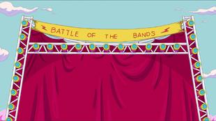 S7e36 Battle of the Bands