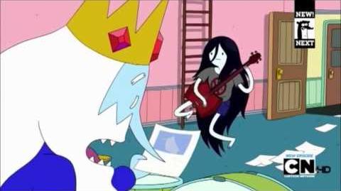 Ice King & Marceline I Remember you