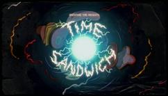 Titlecard S5E33 Time Sandwich