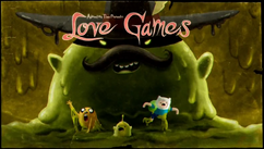 Titlecard S5E35 Love Games