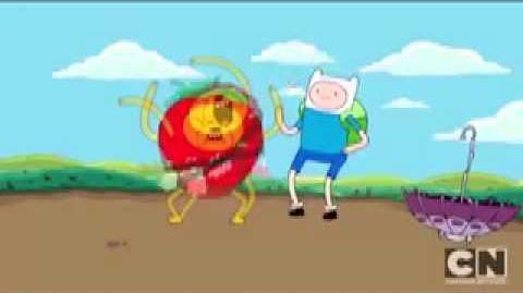 Adventure time bro song