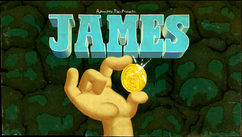 James title card