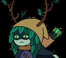 Колдунья-охотница