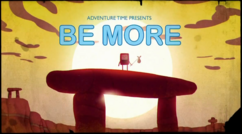 Titlecard S5E28 Be More