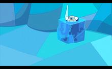 S1e3 jake frozen in ice