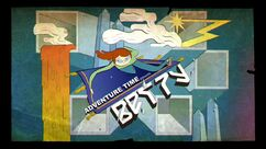 Betty title card