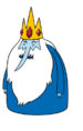 1AT ice king character