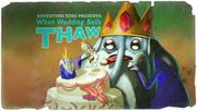 When Wedding Bells Thaw Title Card