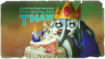 When Wedding Bells Thaw Title Card