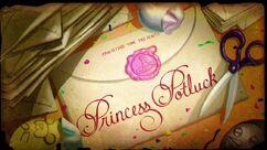 Titlecard S5E18 Princess Potluck