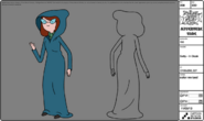 Modelsheet betty incloak