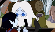 S5e14 Simon kissing Marcy