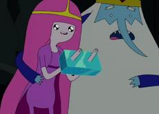 Re ghiaccio e gommarosa