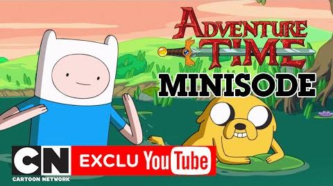 Printemps (1 5) Minisode Adventure Time Cartoon Network