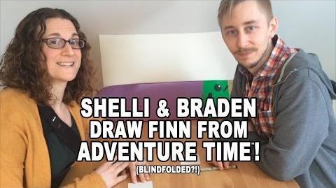 Shelli Paroline & Braden Lamb Draw Finn