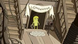 S5e50 Lemonhope leaving ship