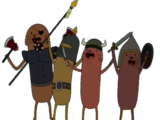 Рыцари хот-доги