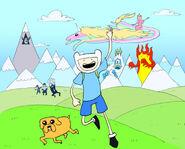 Adventure Time by KimchiCrusader