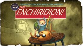 Titlecard S1E5 theenchiridion