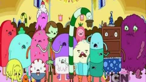 Zombies sind nicht eingeladen! - Adventure Time Cartoon Network-0