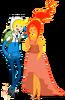 Adventure time teenage crush by sakura rose12-d5ryoax