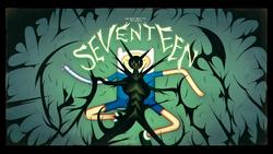 Seventeen Title Card