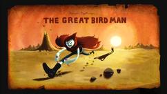 Titlecard S5E13 The Great Bird Man