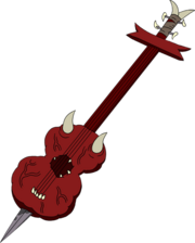 Marceline's Cool New Bass