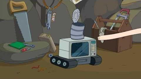 Adventure Time Songs Never-ending Pie Throwing Robot