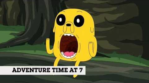 Adventure Time & Regular Show - Saturday Premieres (Promo)